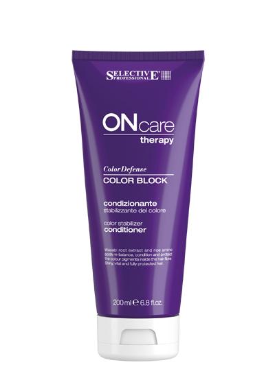 oncare conditioner color block