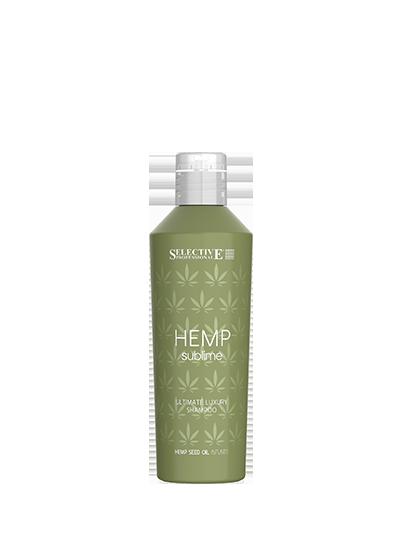 Hemp shampoo idratante
