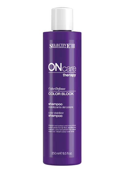 oncare shampoo capelli colorati